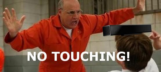 LD No touching